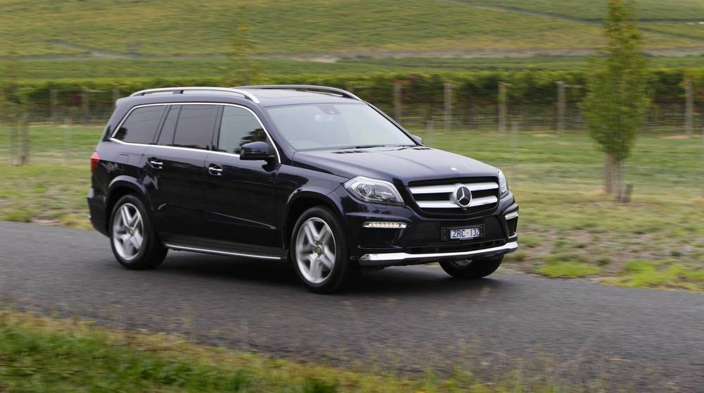 Merc GL-CLass: the ultimate bad-taste tank is a complete shocker on reliability