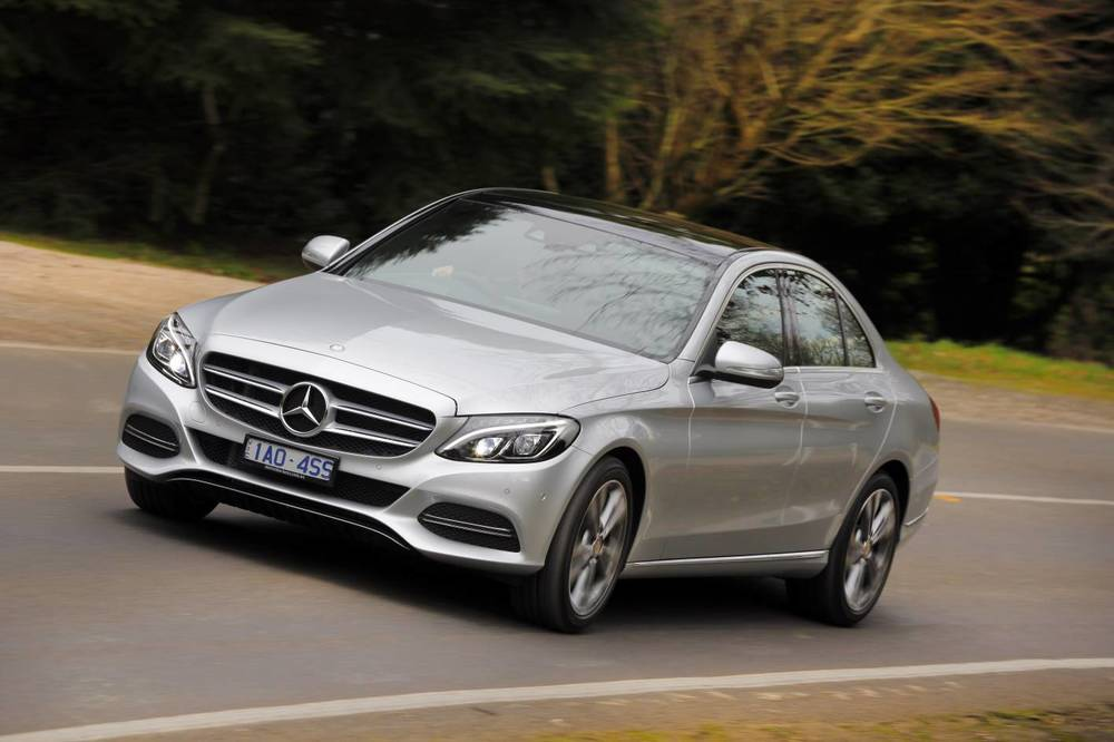 C-Class is quality cursed, according to independent overseas reports