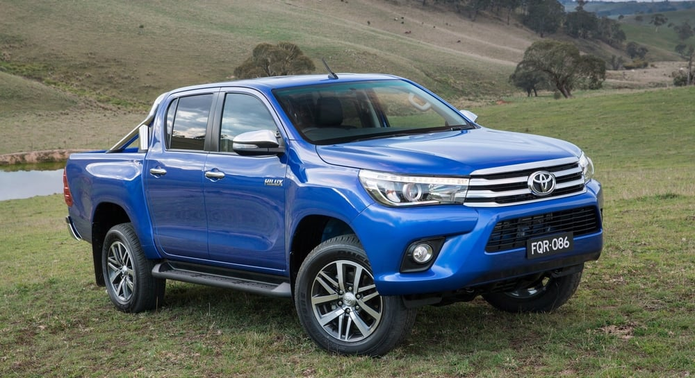 New Toyota Hilux - just enough of an upgrade to stay the market leader