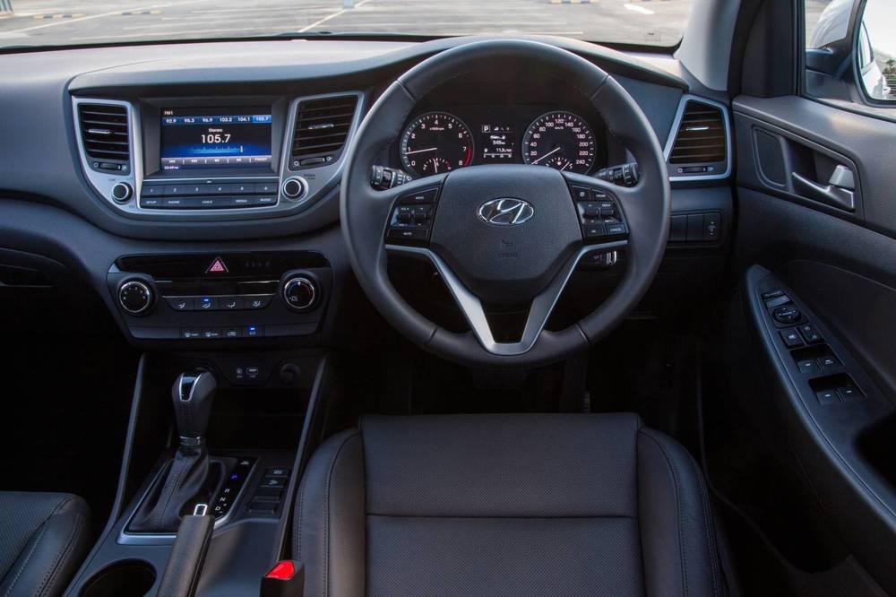Hyundai Tucson Auto Expert By John Cadogan Save