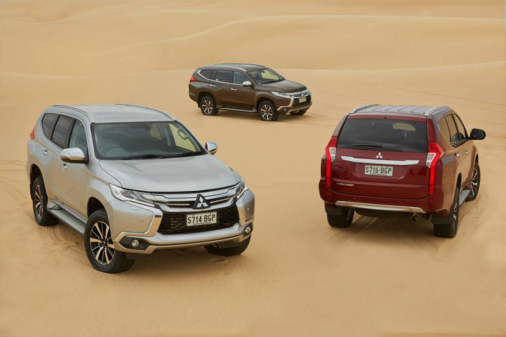 2016 Mitsubishi Pajero Sport Review & Road Test