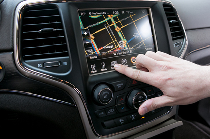 2014 Jeep Grand Cherokee GPS Map Upgrades — Auto Expert by John
