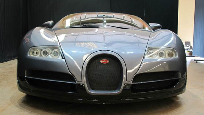 How To: DIY $60k Fake Bugatti Veyron