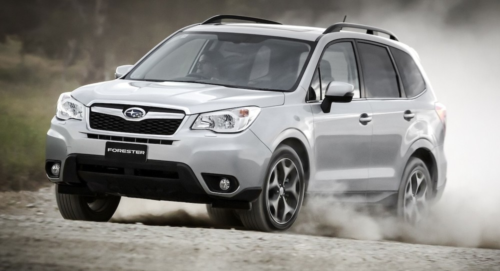 Subaru Forester Diesel DPF Operation Issue