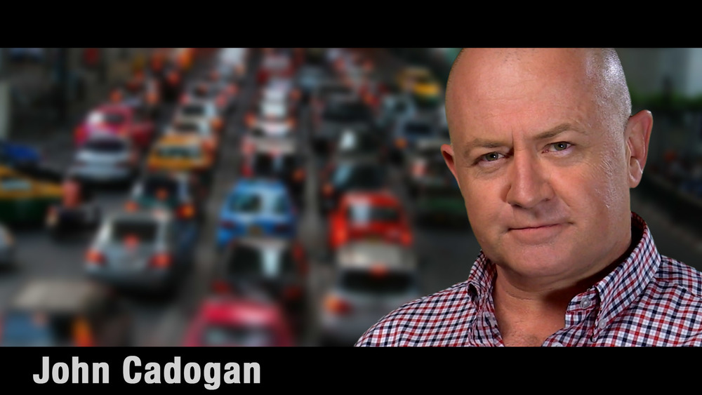 Australian auto Expert John Cadogan