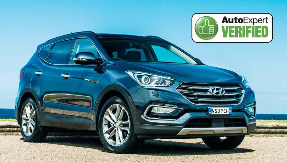 2016 Hyundai Santa Fe Highlander