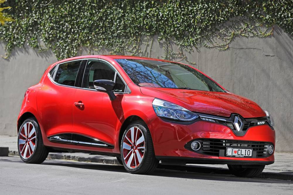 Renault Clio - sexy design but despite recent growth  the brand has yet to achieve critical mass in the Australian market