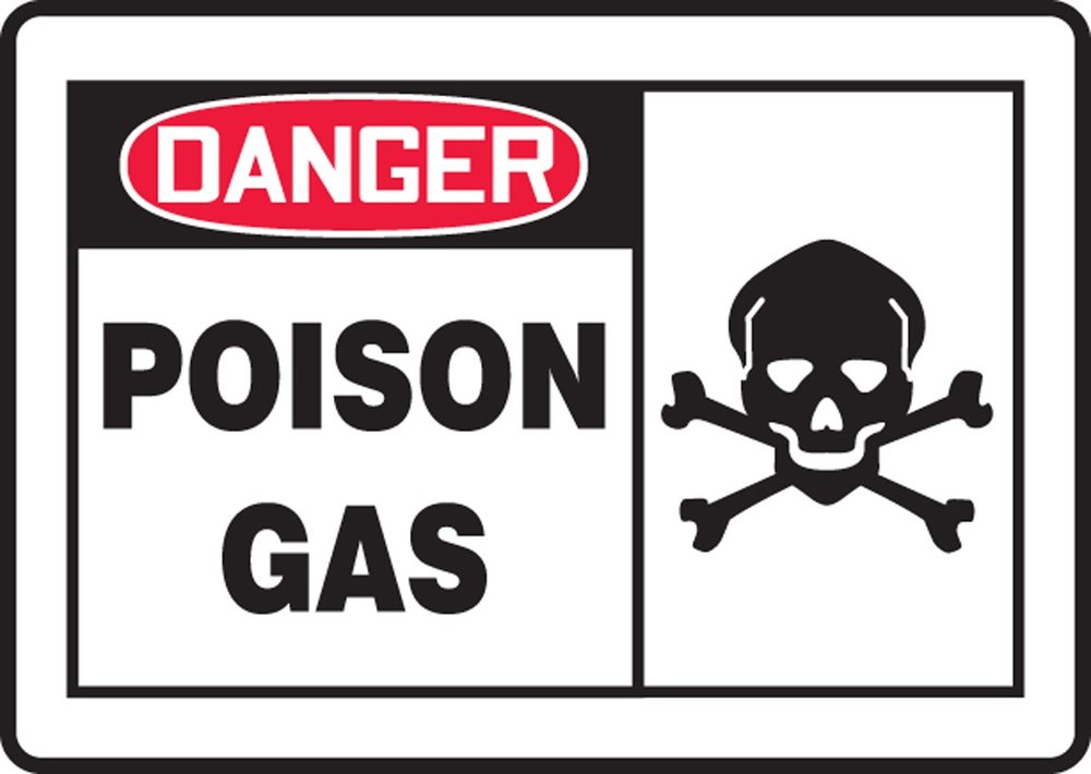 Several different poisons and environmental contaminants are contained in exhaust gas