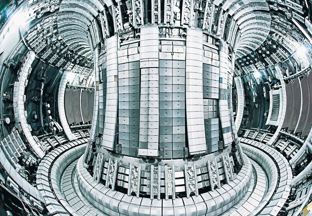 Fusion power: huge potential but a pipedream. It's been 25 years away for 50 years. It's still 25 years away.