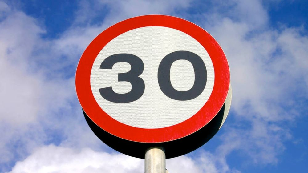 Dropping speed limits for smombiefication is like taking two aspirin for a brain tumour...