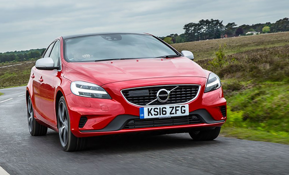 V40 R-Design: gorgeous inside & out