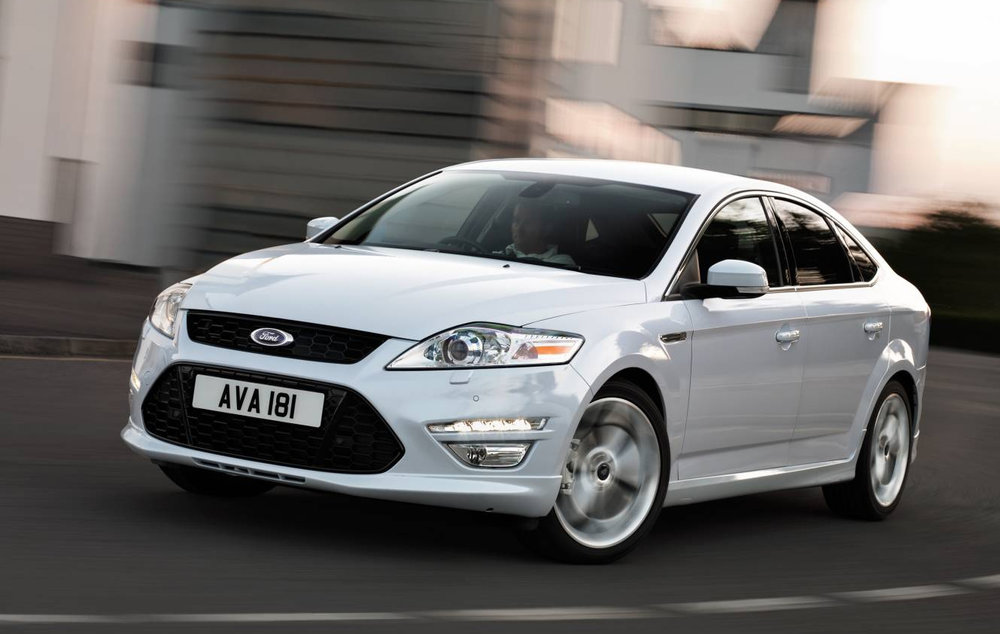 Ford Mondeo - decent car; shame about the parent car company. Ford's customer 'service' is a disgrace