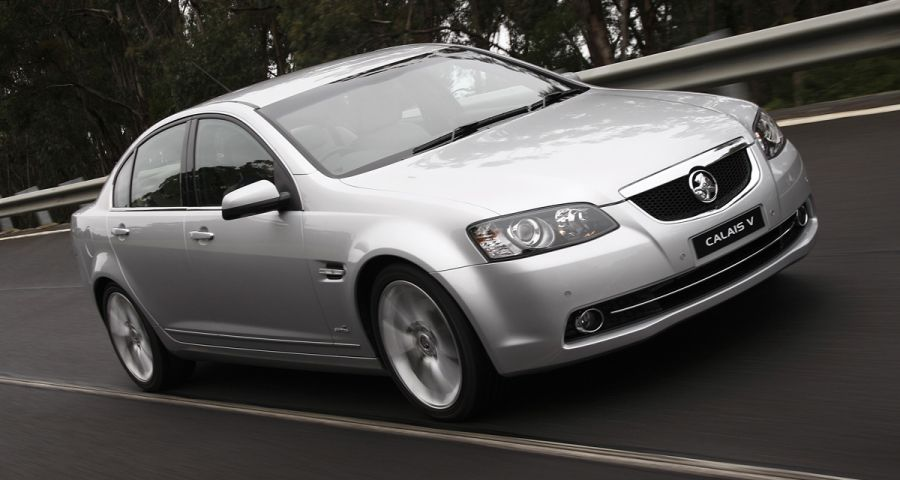 2011 Holden Calais V V8 AFM VE Series II features cylinder deactivation to save (a little) fuel while the vehicle operates in light highway cruising modes. Cylinders 1, 4, 6 & 7 are shut down.