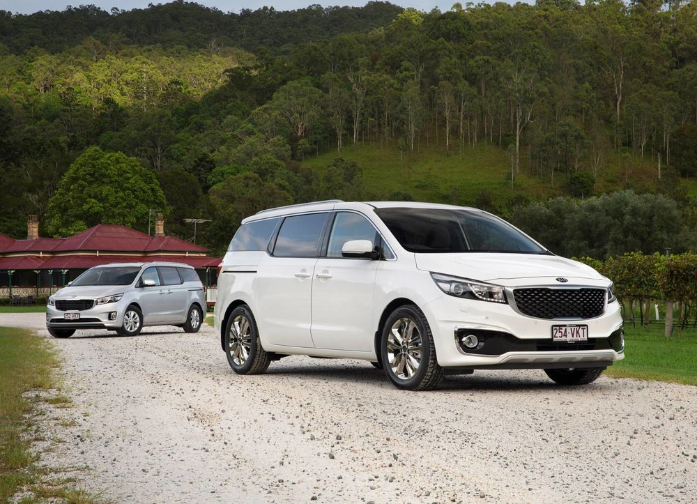 Kia Carnival: The vehicle that would better serve the needs of most SUV buyers in Australia today