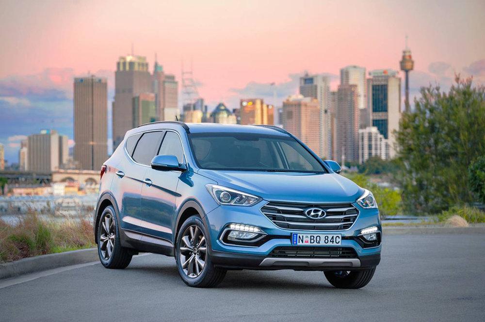 Hyundai Santa Fe '30' Special Edition