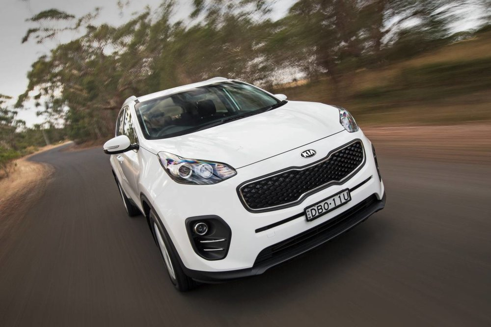 Kia Sportage Platinum is an outstanding five-seat SUV with seven-year warranty, annual service intervals, excellent value and a cracking choice of 2.4-litre petrol or 2.0-litre turbodiesel engines, and AWD