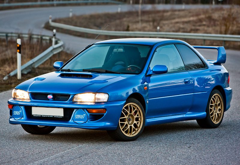 Nobody is arguing STI hasn't come a long way in the best part of two decades on sale