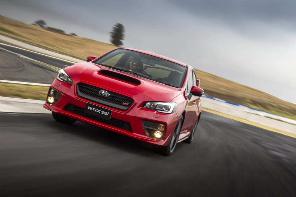 WRX STI is one of the most outstanding performance cars mere mortals can afford. (You don't have to be John Paul Getty's long-lost playboy son to afford one.)