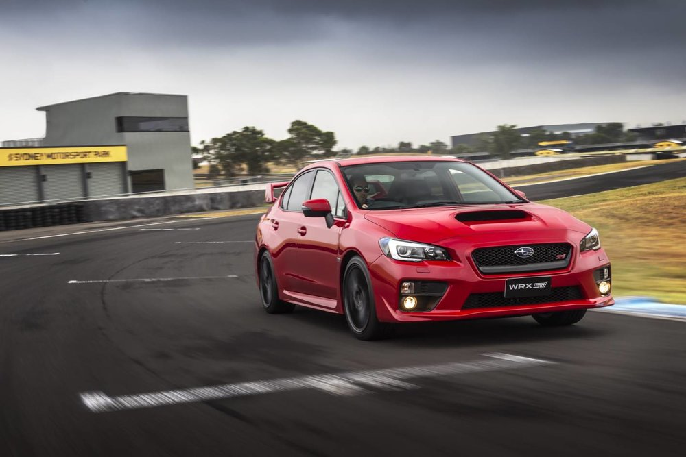Ultimately, of course, it's cheaper to put your licence in the shredder than drive your STI like it's an STI...