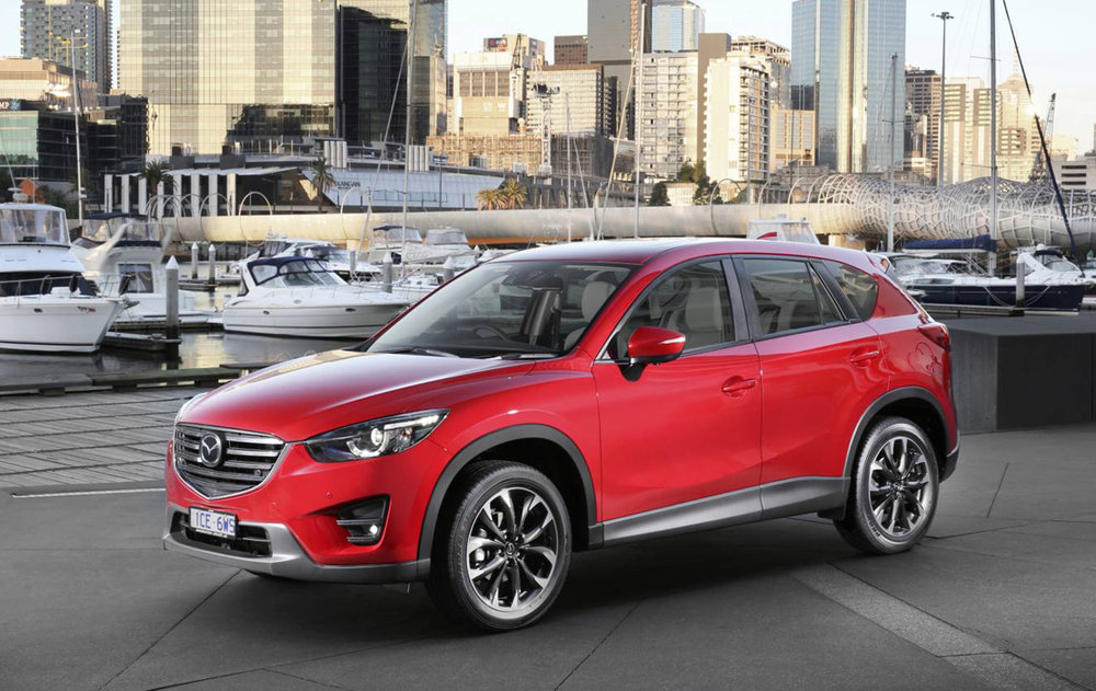 Mazda CX-5 had engine oil dilution problems early in the model's life but this has been resolved with a minor hardware tweak, and DPF regeneration software upgrade