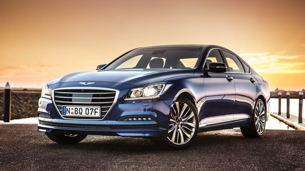 Hyundai Genesis Review — Auto Expert by John Cadogan - save ...
