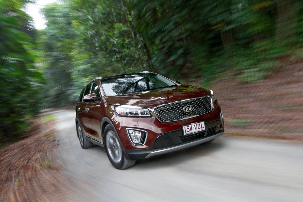 Award-winning Kia Sorento is one of the best seven-seater SUVs available in Australia today