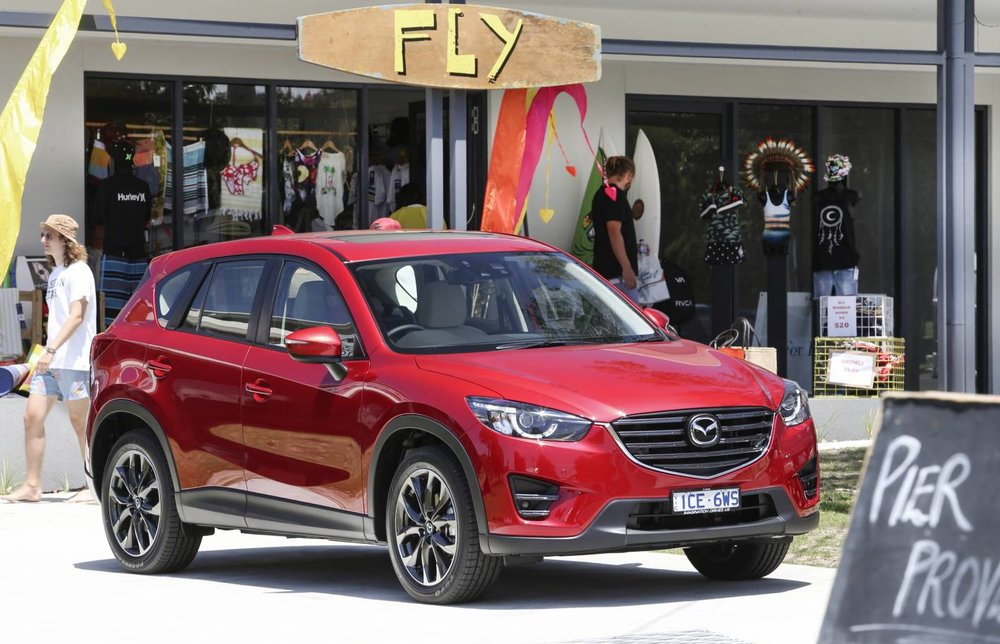 Mazda CX-5 diesel - like most modern diesels, needs about an hour (minimum) of highway running a month to keep the particle filter healthy