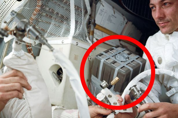 The famous CO2-scrubbing canister hack saved the crew of Apollo 13 from their own exhaled CO2 as they slingshotted around the moon in the Landing Module - world's most impressive engineering hack, ever.