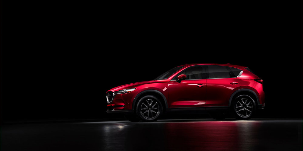 2017 CX-5 promises more of the same, only better