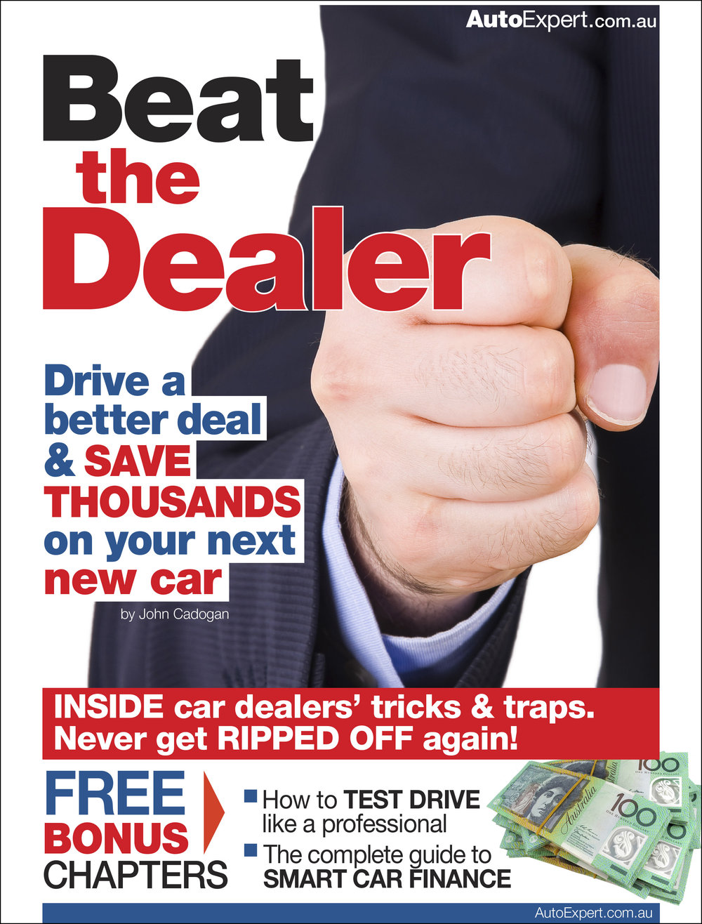 Beat the Dealer contains everything I know about sidestepping the ripoffs and getting a better deal on a new car. Get your copy >>