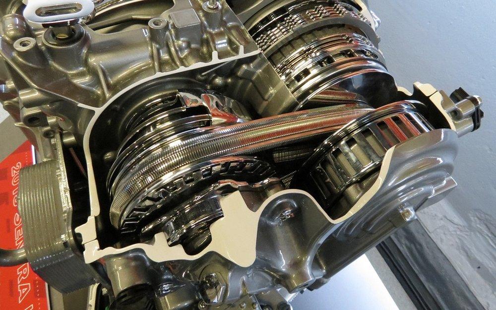 CVT-type transmission