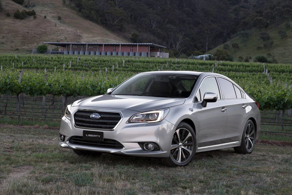 Subaru Liberty Review >>