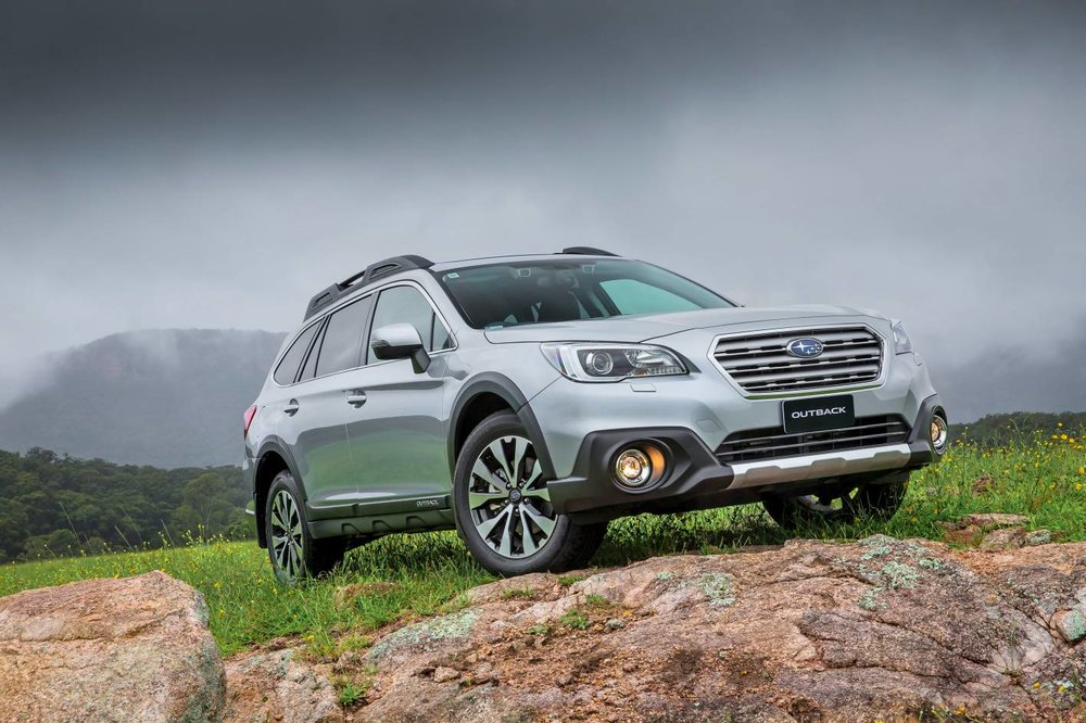 Subaru Outback Review >>