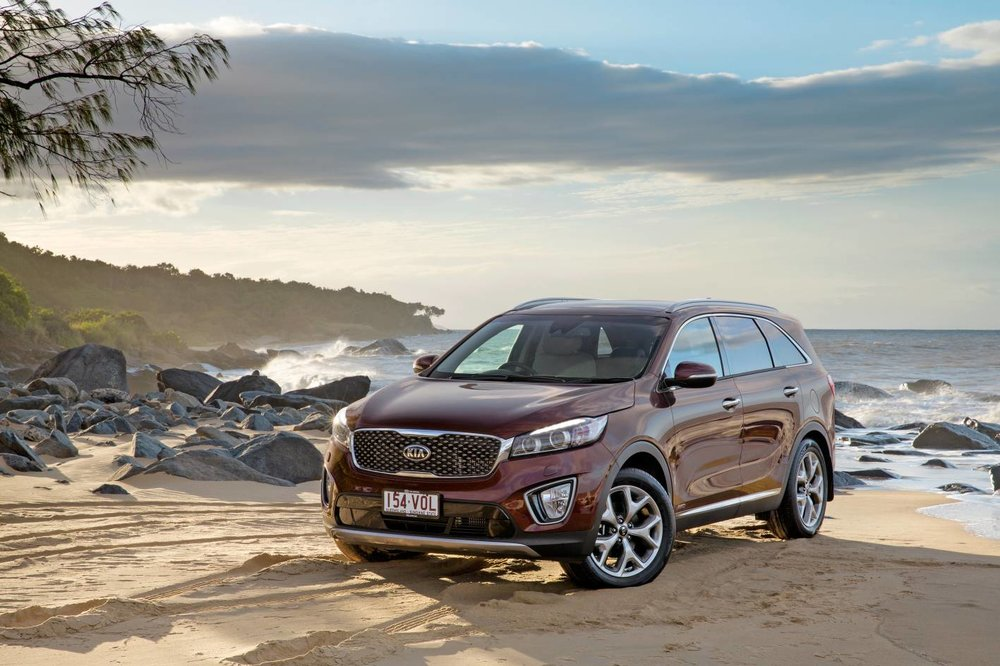 Good alternative: Kia Sorento