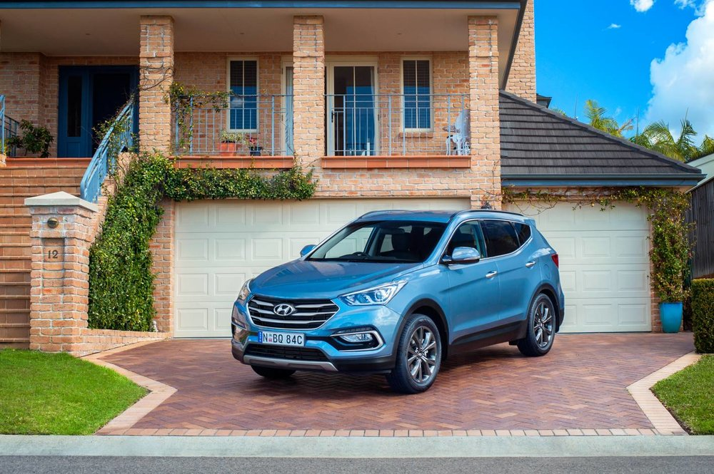 Good alternative: Hyundai Santa Fe
