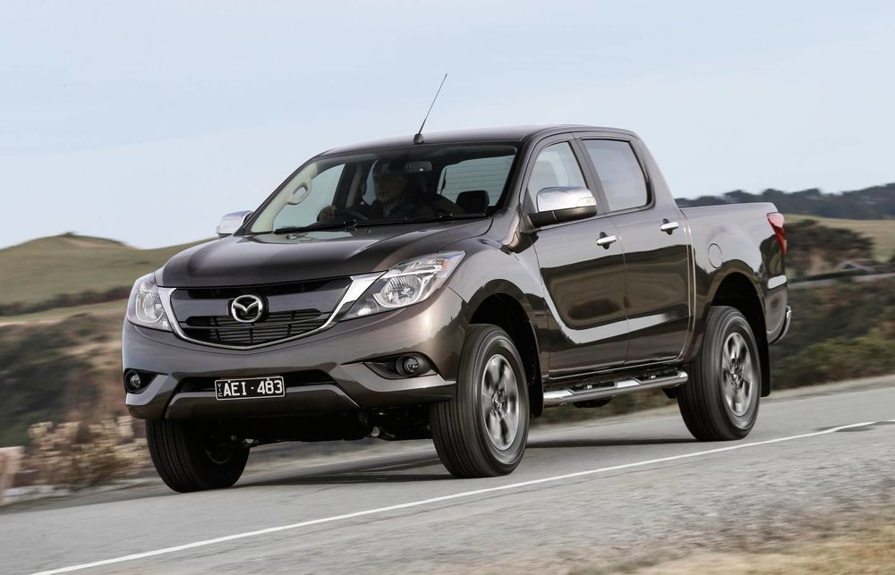 Good alternative: Mazda BT-50