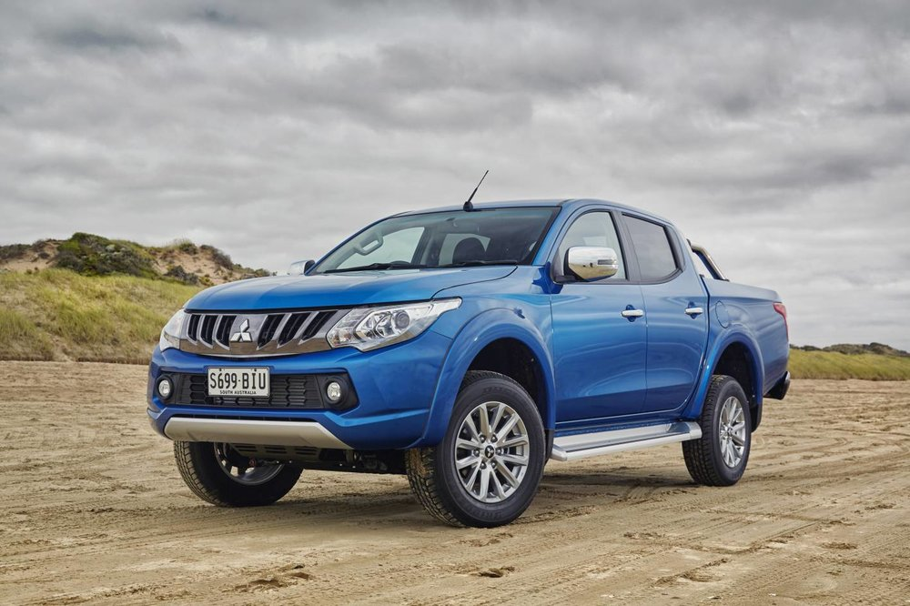 Good alternative: Mitsubishi Triton