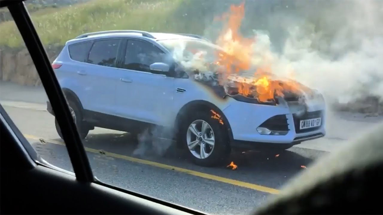Why Are So Many Fords Catching Fire Auto Expert By John Cadogan Ford Australia Engines Thats A Total Of Seven Official Safety Recalls Just The Ones Here In Only For Post 2010 Vehicles We Know About
