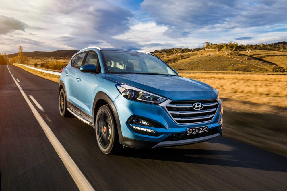 Upmarket variants of SUVs like this Hyundai Tucson are invariably packaged with an AWD powertrain - whether you need it or not