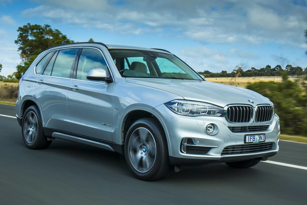 BMW X5 - better dynamics