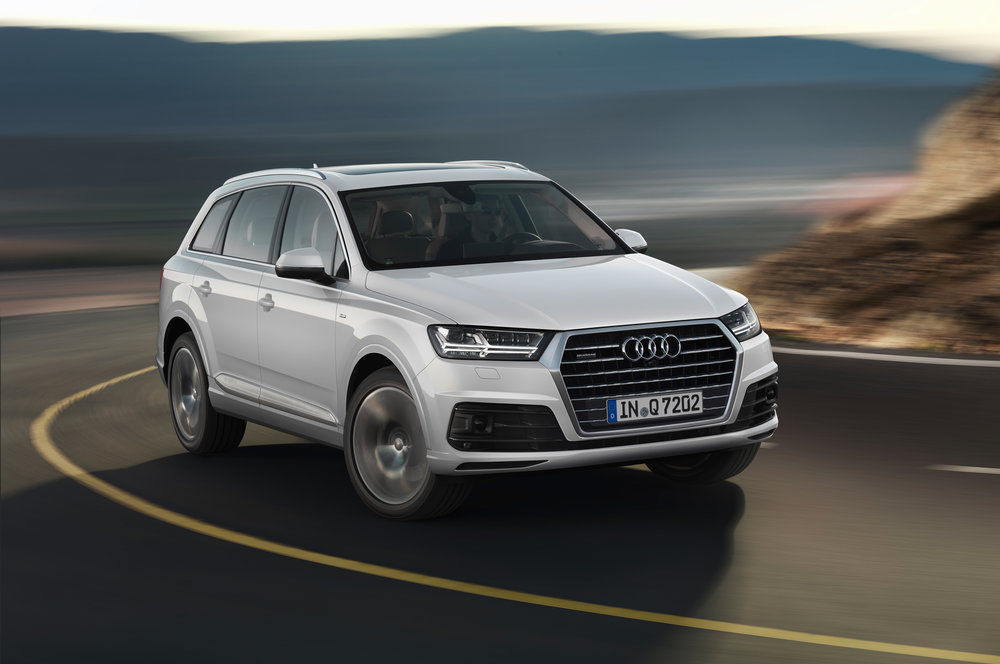 Audi Q7 - better fit & finish