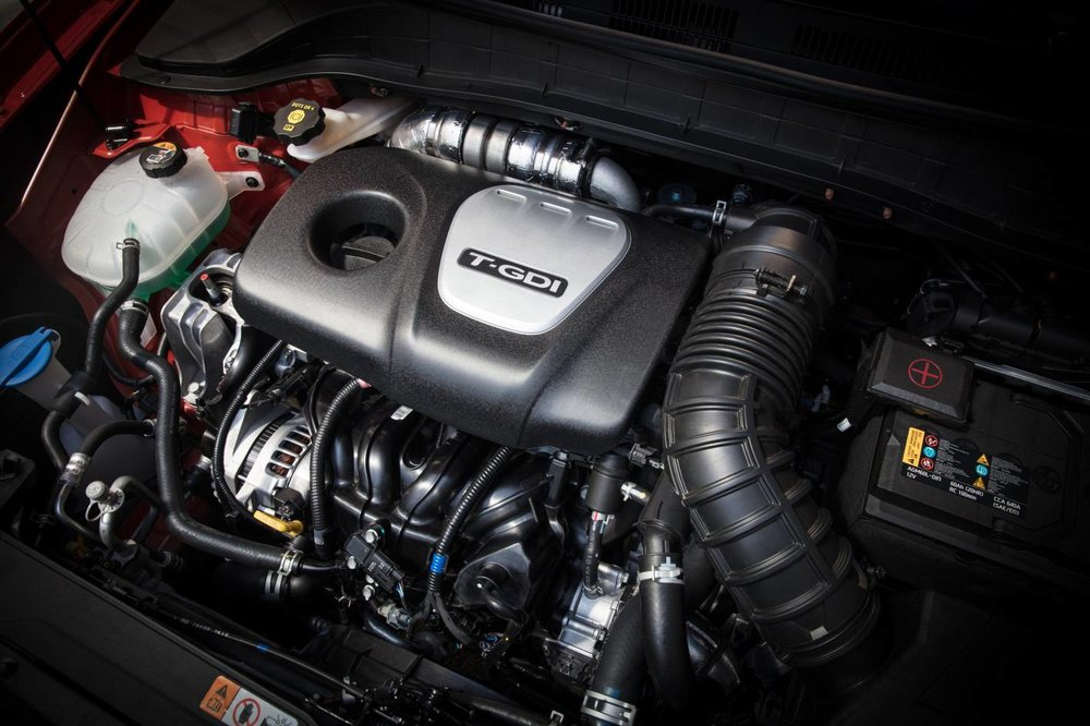 1.6 turbo (available across the range)