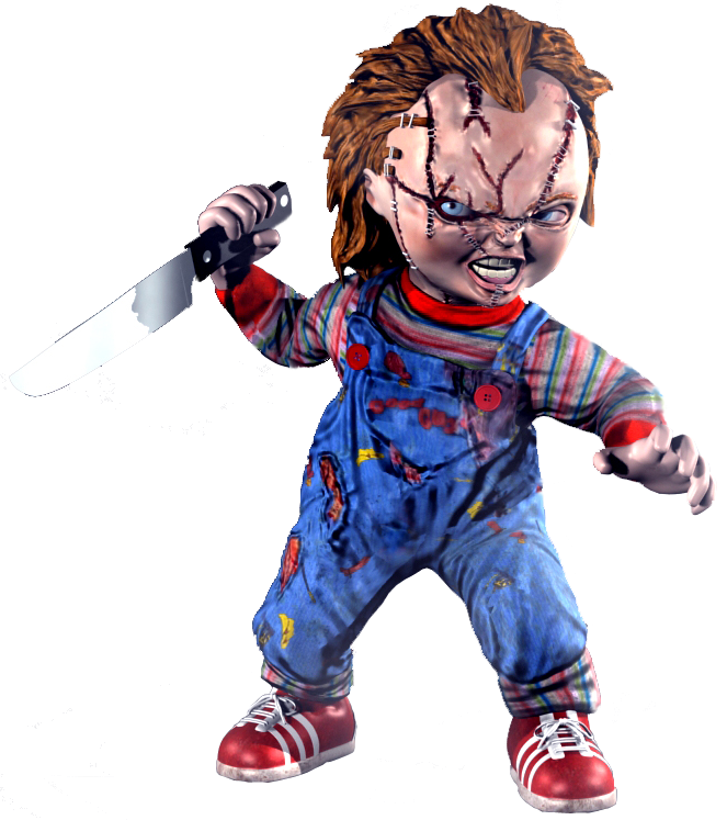 Not Chucky: As much as it might be convenient to believe in malignant intent - the behaviour of projectiles is very ordered