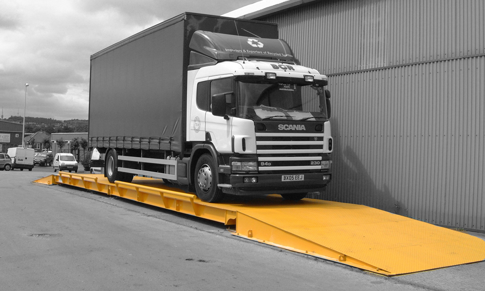 Not just for trucks: Public weighbridges are scattered around the place (hidden in plain sight) - they are the best way to ensure your trailer combination does not overload the vehicle