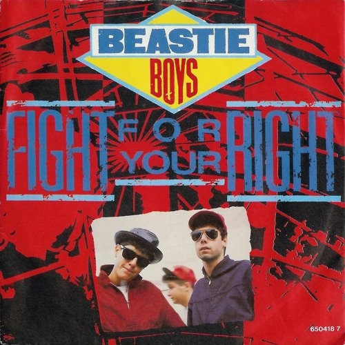 It's unlikely the Beastie Boys were aware they would become the poster boys for consumer advocacy in middle age
