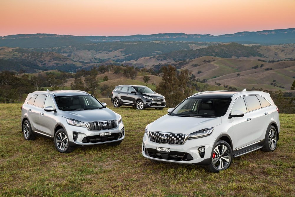 New top-spec GT-Line Sorento is one sexy looking SUV - proof that Kia is a real automotive contender in 2016 and beyond