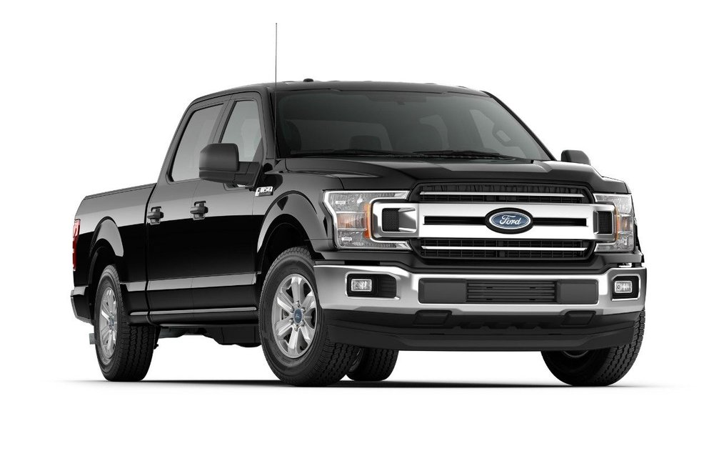 F-150: Mass produced aluminium body