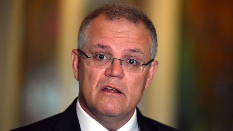 I'd rather wash myself in a bath full of brown snakes than let Scott Morrison near anything that mattered