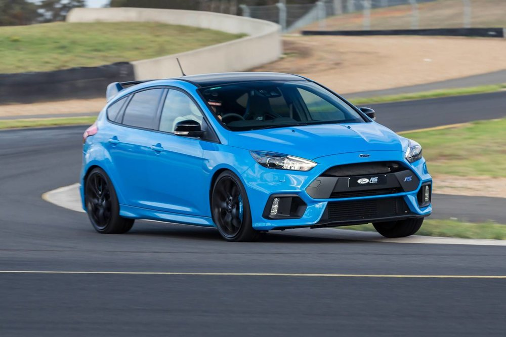 Focus RS: Unreliable engine