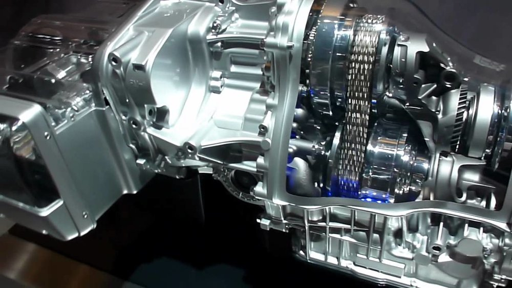 CVT transmissions do not function (or feel) like conventional automatics